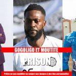 Gogoligo et Papson Moutité en route vers la prison: 6 mois ferme